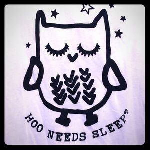 Other - 🦉 Sleep Shirt